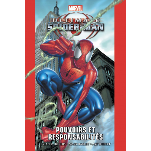 ULTIMATE SPIDER-MAN OMNIBUS - VOLUME 1- 1000 PAGES - VF