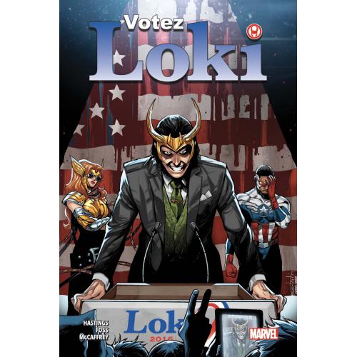 Loki : Votez Loki (VF)