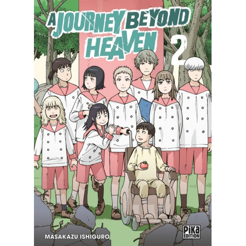A Journey Beyond Heaven Tome 2 (VF)