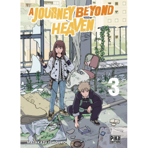A Journey Beyond Heaven Tome 3 (VF)