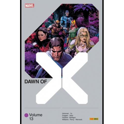 DAWN OF X 13 (VF)
