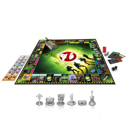 Ghostbusters Monopoly Ghostbusters Français