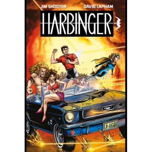 HARBINGER (VF)
