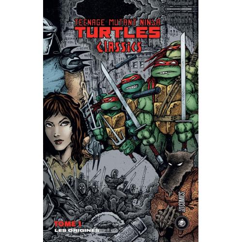 Les Tortues Ninja - TMNT Classics Tome 1 (VF)