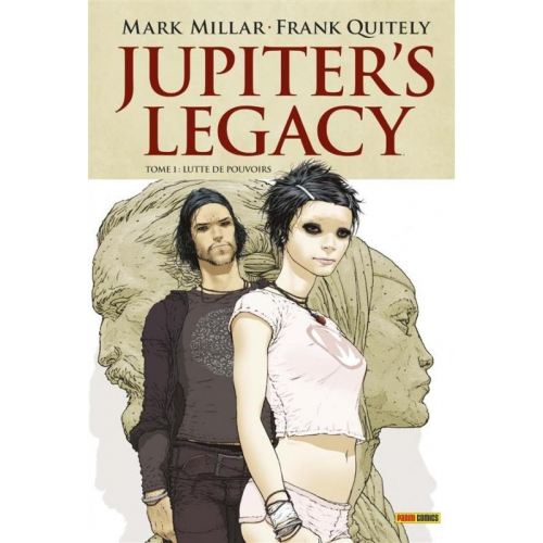 JUPITER'S LEGACY tome 1 (VF) Mark Millar - Frank Quitely