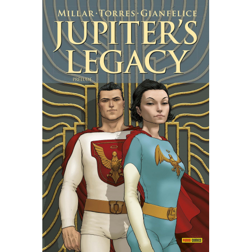 JUPITER'S LEGACY - PRELUDE (CIRCLE) (VF) - MARK MILLAR