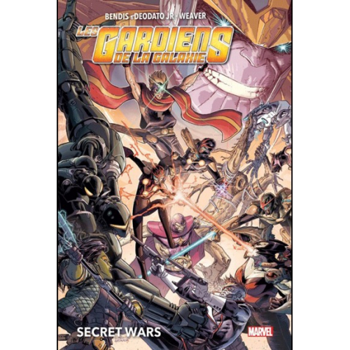 LES GARDIENS DE LA GALAXIE : SECRET WARS (VF) occasion