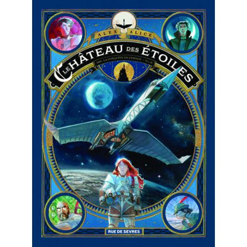 LE CHATEAU DES ETOILES TOME 2 (2 EME PARTIE) - La Conquète de l'espace (VF)