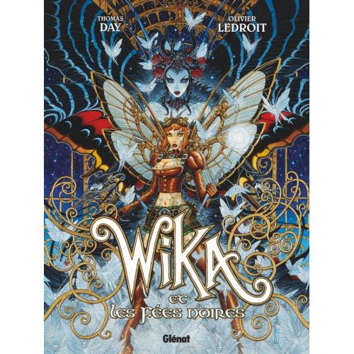 Wika Tome 2 : Wika et les Fées noires (VF)