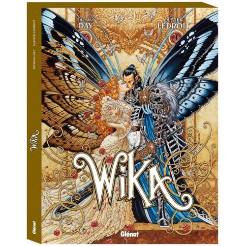 Wika Coffret Tomes 1 à 3 (VF)