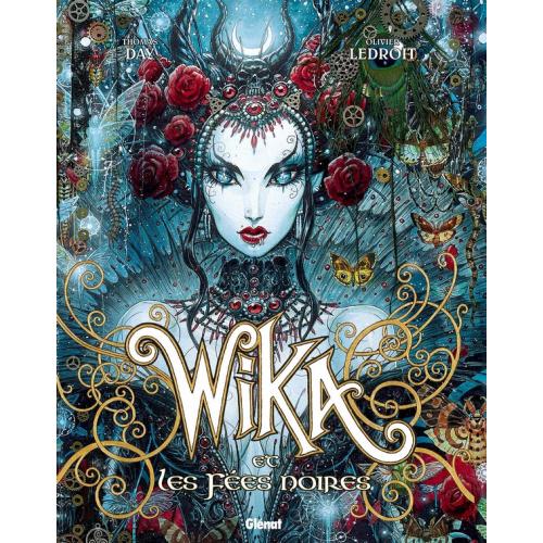 Wika Tome 2 Edition collector : Wika et les Fées noires (VF)