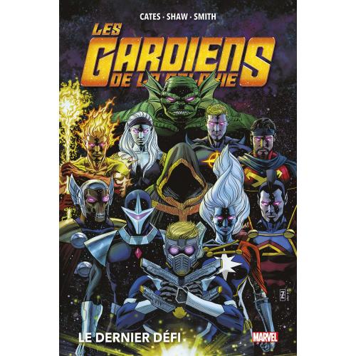 Les gardiens de la Galaxie Tome 1 : Le dernier défi (Fresh start) (VF)
