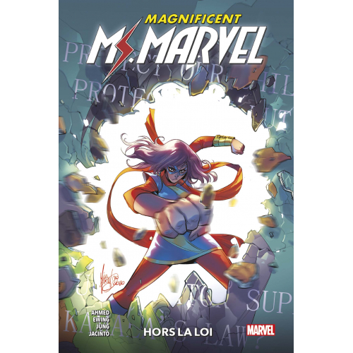 THE MAGNIFICIENT MS MARVEL TOME 3 (VF)