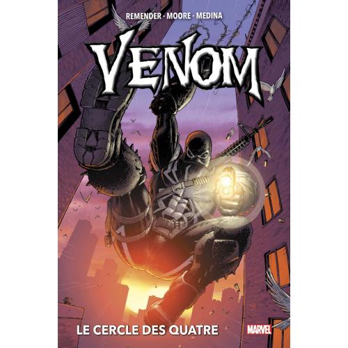 VENOM TOME 2 : LE CERCLE DES QUATRE (VF)