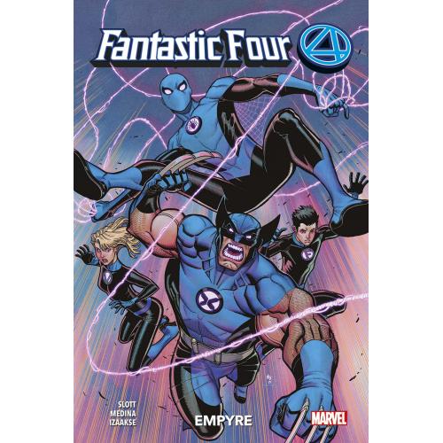 FANTASTIC FOUR TOME 6 (VF)