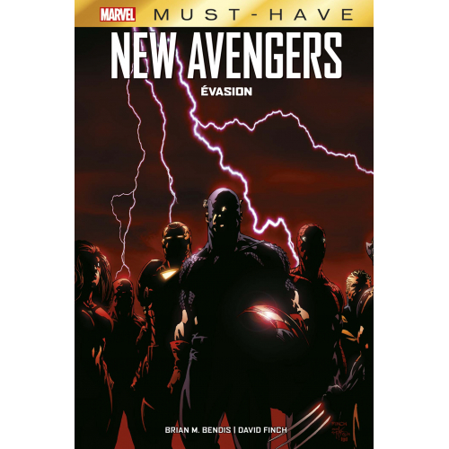 New Avengers : Évasion MUST-HAVE (VF)