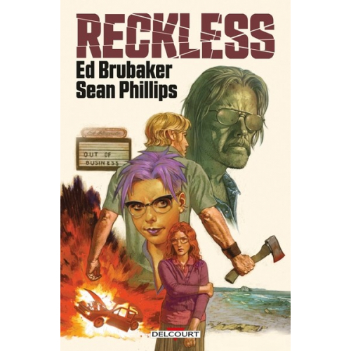 RECKLESS TOME 1(VF)