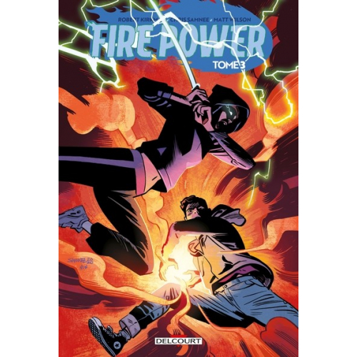 FIRE POWER TOME 3 (VF)