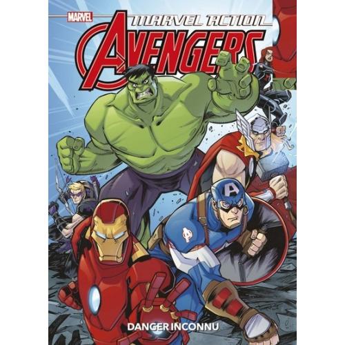 Marvel Action Avengers pack découverte 1 tome acheté 1 tome offert (VF)