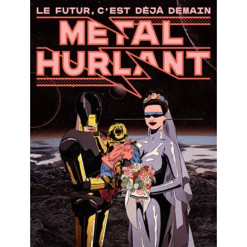 Métal Hurlant -Le Futur c'est déjà demain (VF)