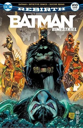 BATMAN BIMESTRIEL 10 (VF)
