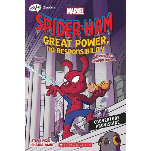 Marvel Next Gen - Spider-cochon (VF)