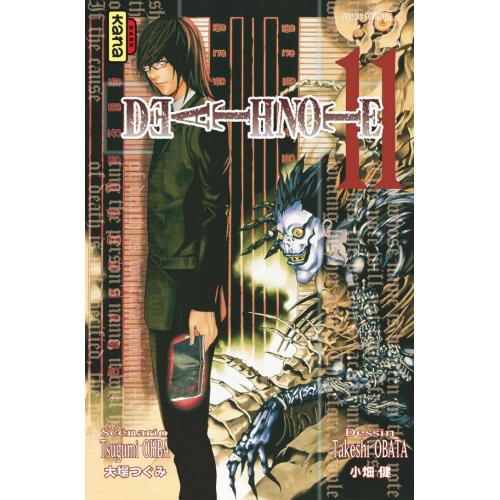 Death Note Tome 11 (VF)