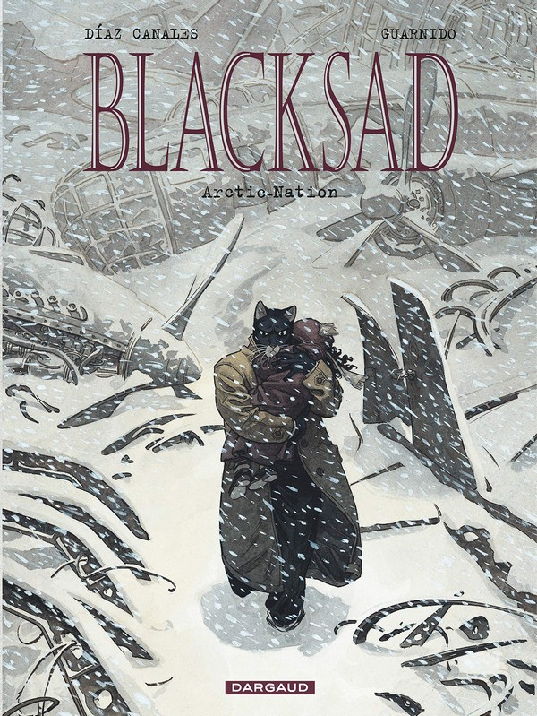 Blacksad Tome 2 : Arctic-Nation (VF)