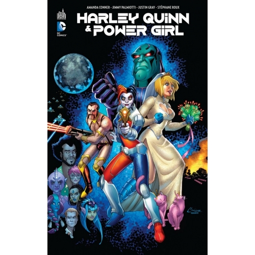 Harley Quinn & Power Girl (VF)