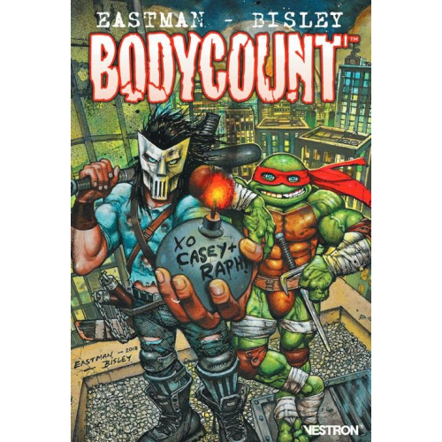 Les Tortues Ninja : Bodycount (VF)
