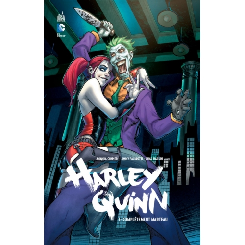 Harley Quinn tome 1 (VF)
