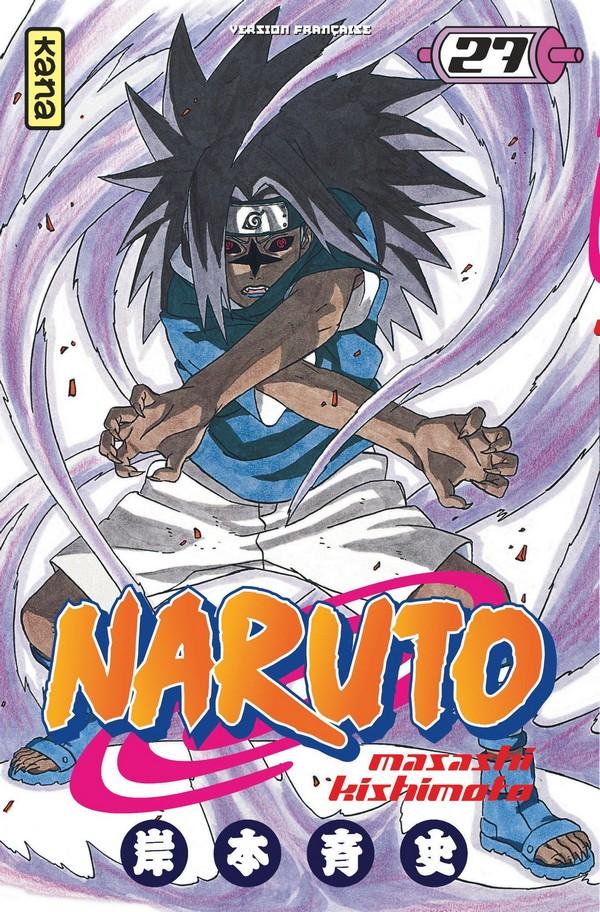 Naruto Tome 27 (VF)