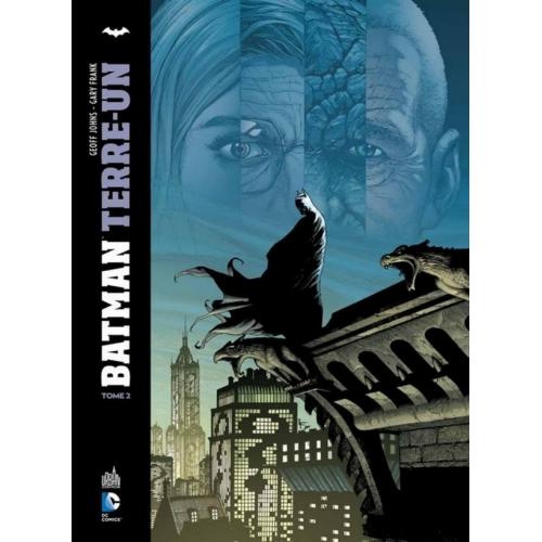 Batman : Terre Un tome 2 (VF) cartonné
