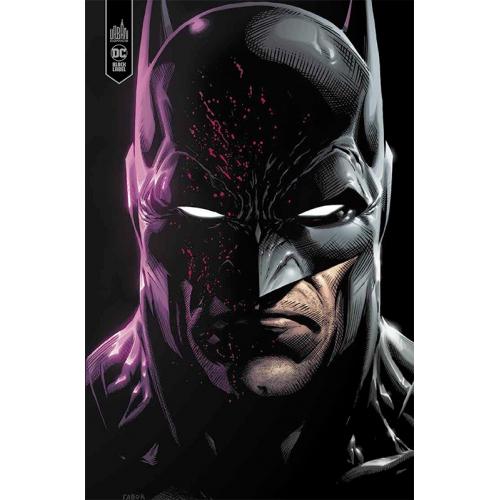 Batman Trois Jokers Couverture variante Batman + carte 1 (VF)