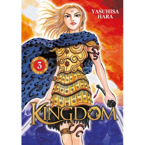 Kingdom Tome 3 (VF)