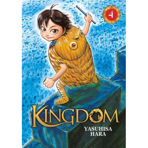 Kingdom Tome 4 (VF)
