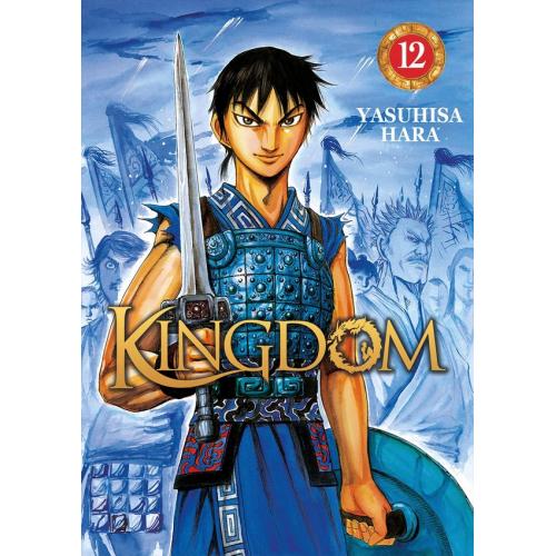 Kingdom Tome 12 (VF)