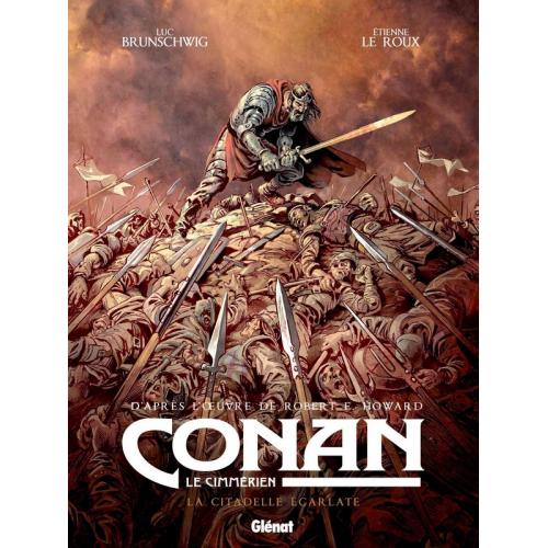 Conan le Cimmérien - La Citadelle écarlate (VF)
