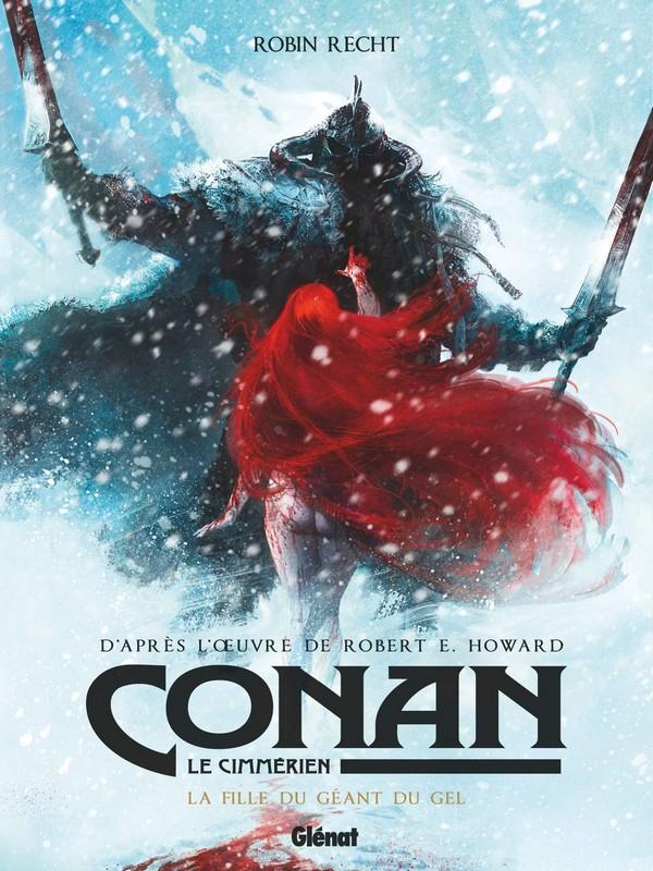 Conan le Cimmérien - La Fille du géant du gel (VF)