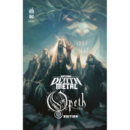 BATMAN DEATH METAL 4 OPETH EDITION TOME 4 (VF) édition spéciale limitée