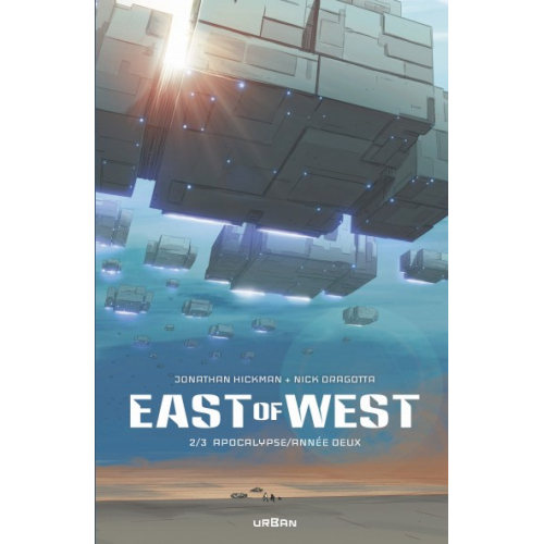 East of West Intégrale Tome 2 (VF)