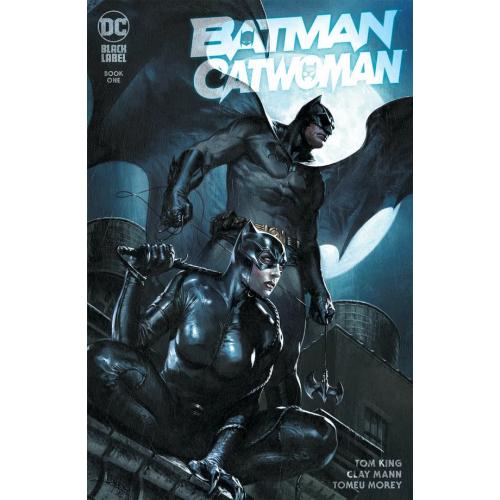BATMAN CATWOMAN 1 (OF 12) GABRIELE DELL'OTTO (VO)
