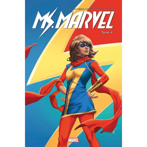 Ms Marvel Tome 4 (VF) occasion