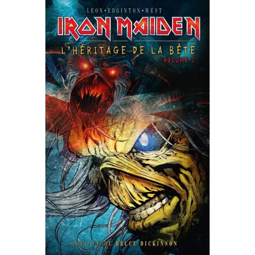 Iron Maiden L'héritage de la Bête (VF)