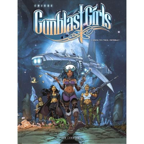Gunblast Girls Tome 1 (VF)