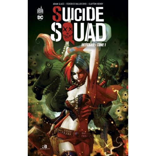 Suicide Squad Renaissance Intégrale Tome 1 (VF)