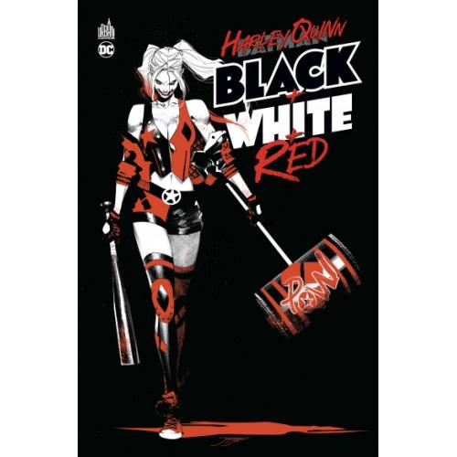Harley Quinn Black + White + Red (VF)