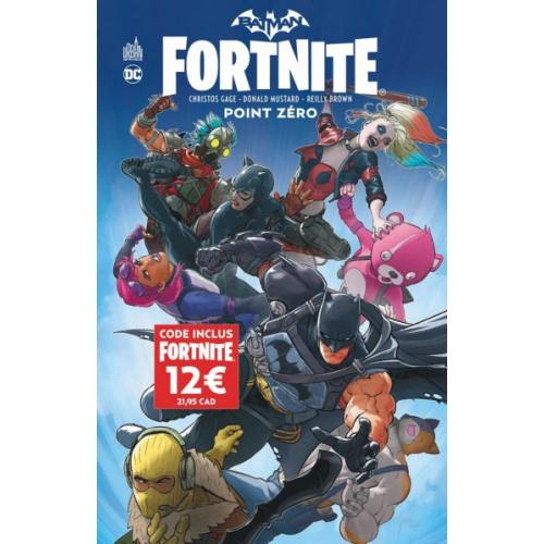 Batman Fortnite (VF)