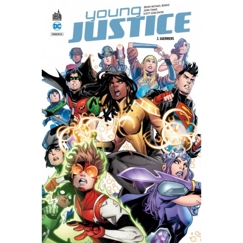 Young Justice Tome 3 (VF)