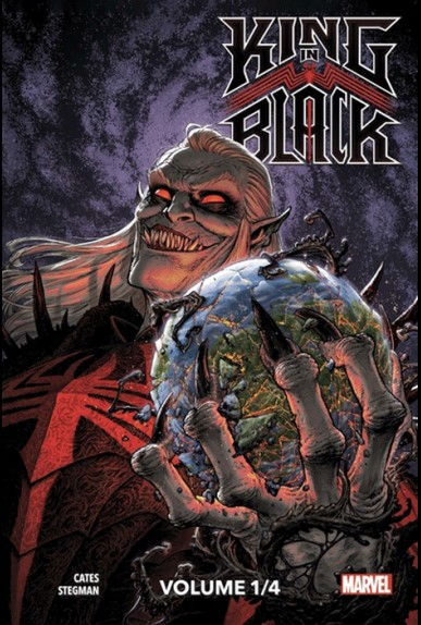 KING IN BLACK TOME 1 EDITION COLLECTOR (VF)